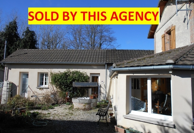 NOW REPRESENTING EXCELLENT VALUE FOR MONEY: Former Railway Cottage, Recently Extended yet Retaining Great Charm.  Fabulous Conservatory, Central Heating, Garage, Workshop, Private Parking, Greenhouse all in a total plot of 1636sqm.  No Near Neighbours
