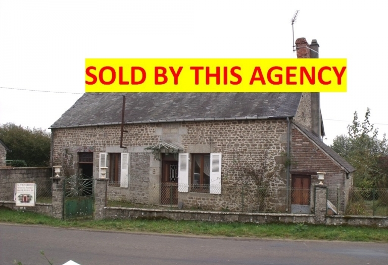 PRICE REDUCED Rural Detached Cottage To Renovate with Attached Barn, Attached Garden and Small Garage.  In all plot size 520sqm